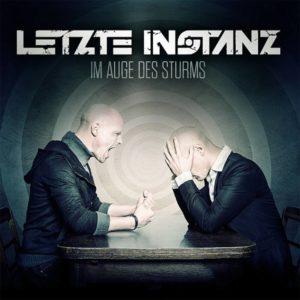 """COVERLetzte Instanz """"Im Auge des Sturms"""" 2014"""