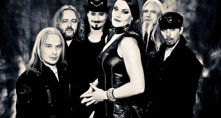Nightwish Band 2014