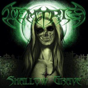 Temtris - Shallow Grave Albumcover