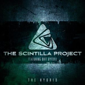 The Scintilla Projevt - The Hybrid Cover