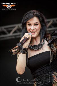 Xandria  - RockHarz 2014