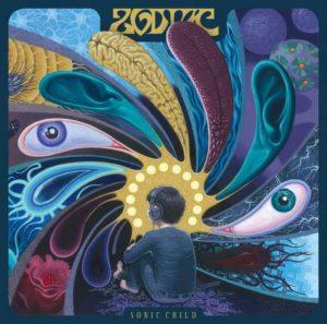 Zodiac - Sonic Child Cover