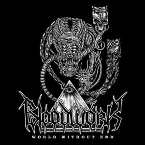 Bloodwork - World Without End Cover