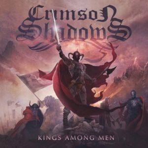 Crimson Shadows - Kings Among Men - Albumcover