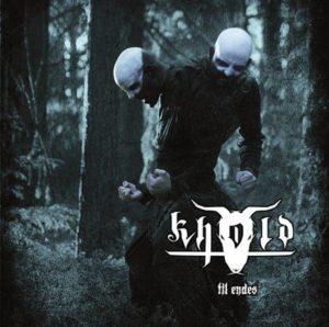 Khold - Til Endes Cover