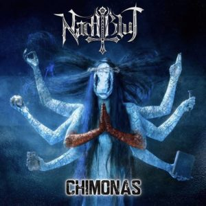 Nachtblut - Chimonas Cover