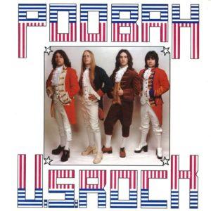 Poobah - U.S.Rock - Albumcover