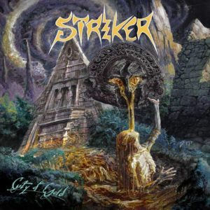 Striker - City Of Gold_Albumcover