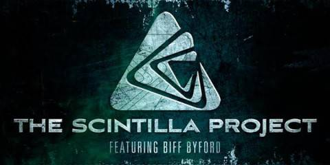The Scintilla Project - The Hybrid Cover