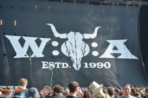 Wacken 2014 - Impressionen - Bühnenbanner