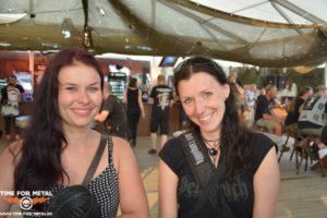 Wacken 2014 - Petra D. und Toni B. Gunner