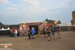 Wacken 2014 - Impressionen - Metal Heart Stand