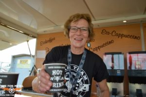 Wacken 2014 - Impressionen - Breakfast Bude (Campground D)
