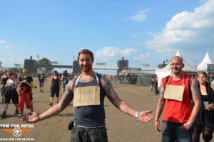 Wacken 2014 - Impressionen - Free Hugs