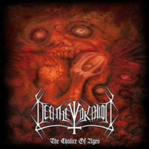 Deathevokation - The Chalice Of Ages - Albumcover