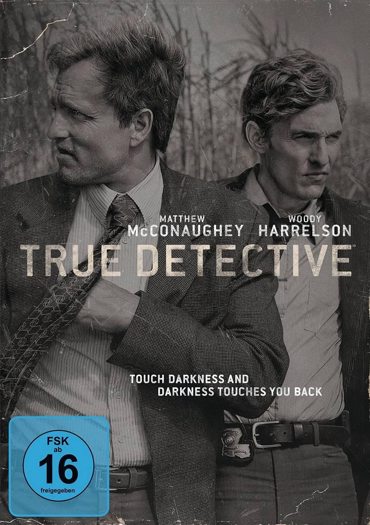 True Detective - Season 1 - Cover