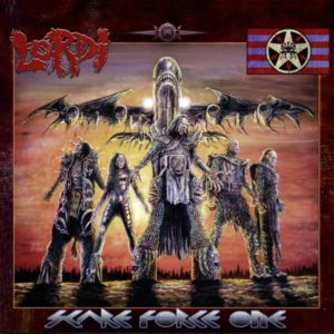 lordi - Scare Force One 2014