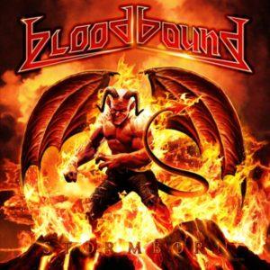 Bloodbound - Stormborn Cover