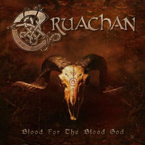 Cruachan - Blood for the Blood God Cover