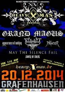 Heavy X Mas Festival