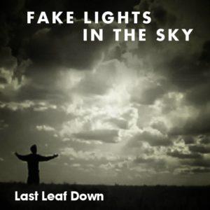 Last Leaf Down - Fake Lights Cover