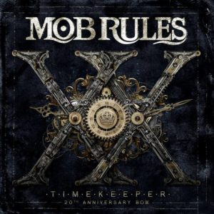Mob Rules - Timekeeper - 20th Anniversary Albumcover