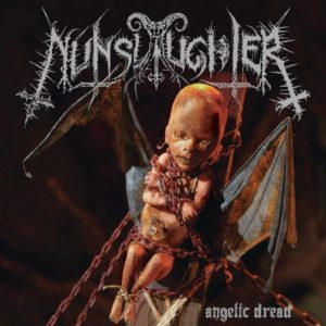 Nunslaughter - Angelic Dread Cover