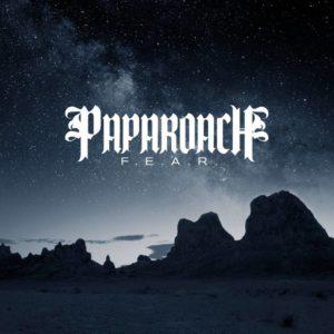 Papa Roach - Fear Cover