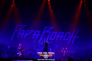 Papa Roach - Live - Palladium 2014