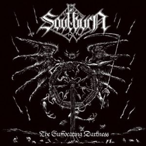 Soulburn - The Suffocating Darkness - Albumcover