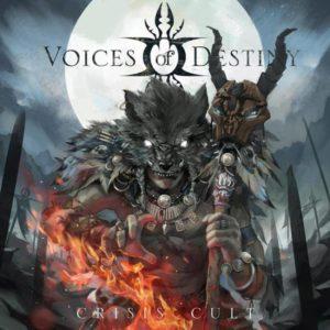 Voices Of Destiny - Crisis Cult - Albumcover