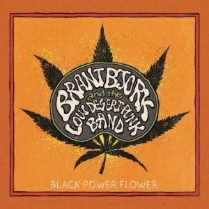 Brant Bjork And The Low Desert Punk Band - Black Power Flower -Albumcover