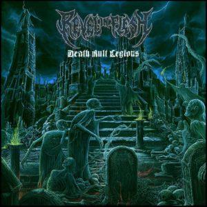Revel In Flesh - Death Kult Legions Albumcover
