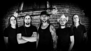 The Sixpounder Band Bild DEZ 2014