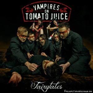 Vampires On Tomato Juice - Fairytales