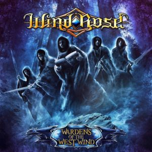 Wind Rose - Wardens Of The West Wind - Albumcover