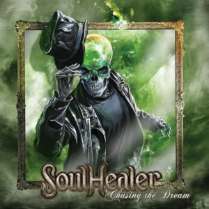 soulhealer - chasing the dream front
