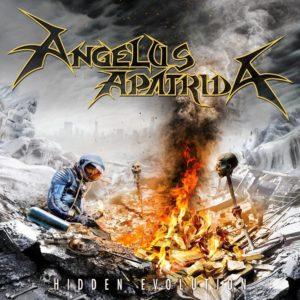 Angelus Apatrida - Hidden Evolution - Albumcover