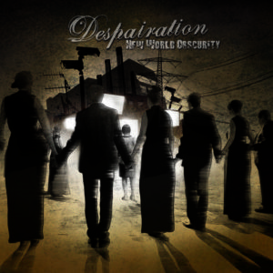 Despairation - New World Obscurity Cover