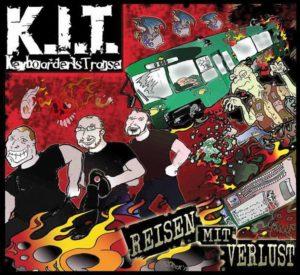 K.I.T. - KeyboarderIsTranse - RMV - Reise Mit Verlust