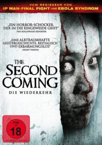The Second Coming - Cover