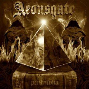 Aeonsgate CD Cover