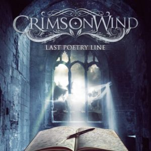 Crimson Wind - Last Poetry Line - Albumcover