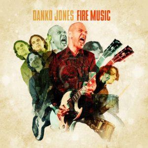 Danko Jones - Fire Music - Albumcover