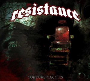 The Resistance - Torture Tactics - Albumcover