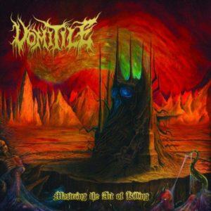 Vomitile - Mastering The Art Of Killing