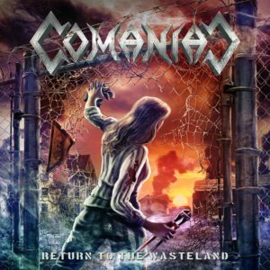 Comaniac - Return To The Wasteland