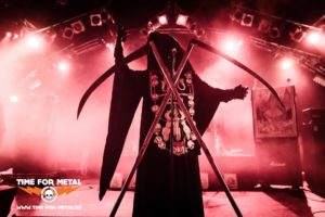 Cult of Fire 2 - Hell Over Hammaburg 2015 - Time For Metal