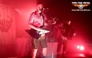 Drescher 1 - 2015 Live WHV Time For Metal
