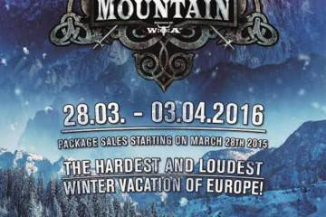 Full Metal Mountain 2016 Flyer Logo